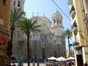Cadiz Kathedrale
