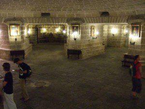 Kathedrale / Krypta