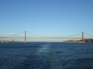 Lissabon / Ponte 25 de Abril