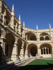 Lissabon / Hieronymus-Kloster