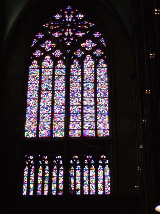 Richter Fenster Kölner Dom