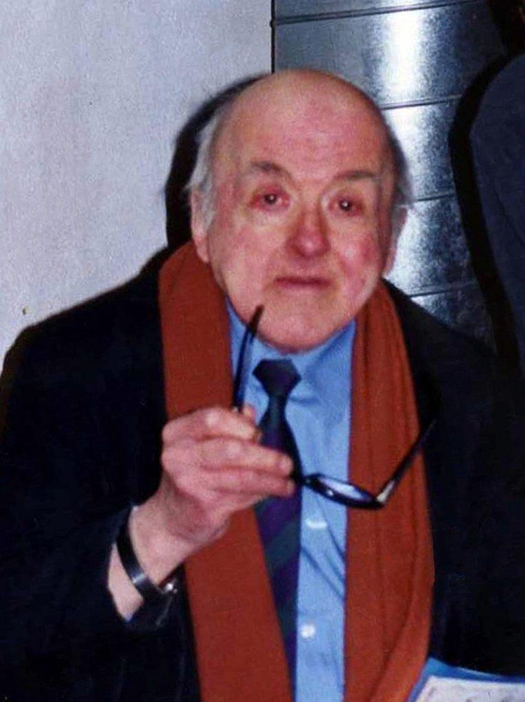 Pierre Seel in Berlin 2000 (Foto James Steakley, Lizenz cc by-sa 4.0)