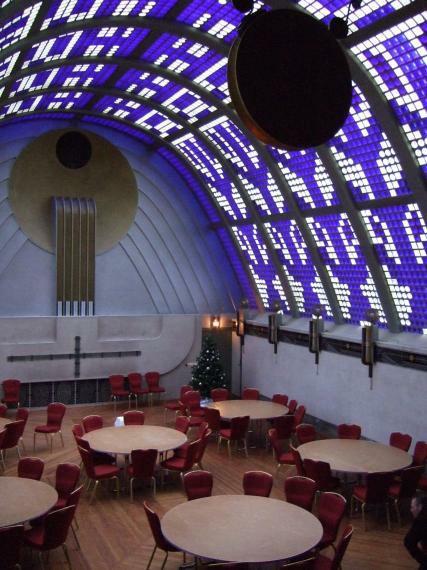 Bremen Atlantis-Haus Himmelssaal