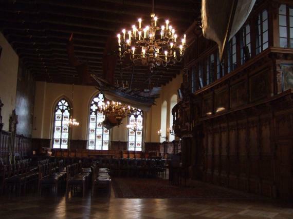 Bremen Rathaus Saal
