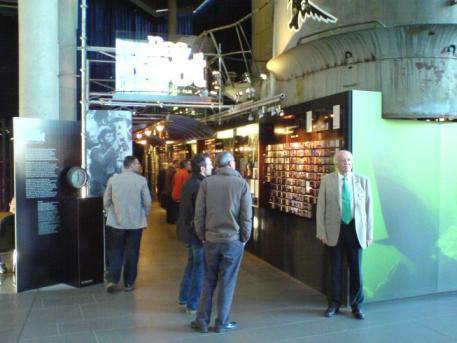 Ausstellung 'Das Boot' in Bonn