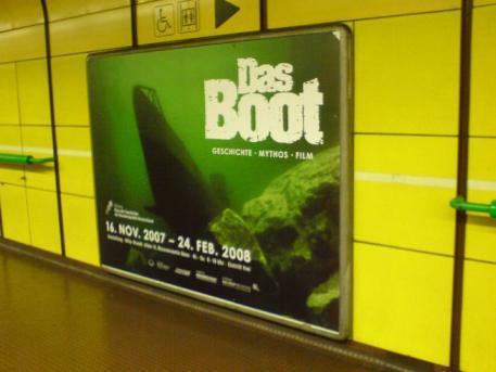 Ausstellung 'Das Boot' in Bonn 2008