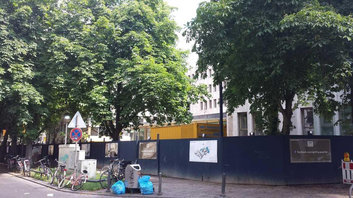 Gerlingstadt / noch Baustelle: Rundbau 2017