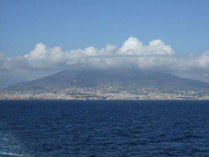 Neapel von See