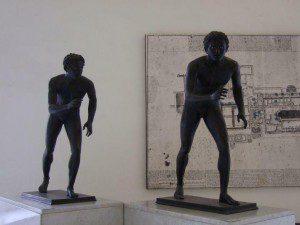 Neapel Museum Athleten aus Herculaneum