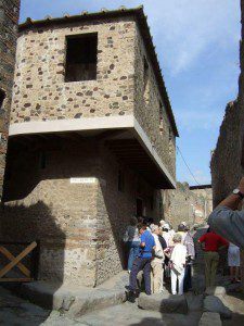 Pompeji Lupanare