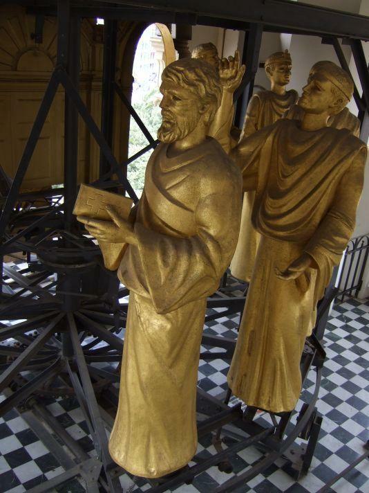 Messina Uhr Madonna della Lettera