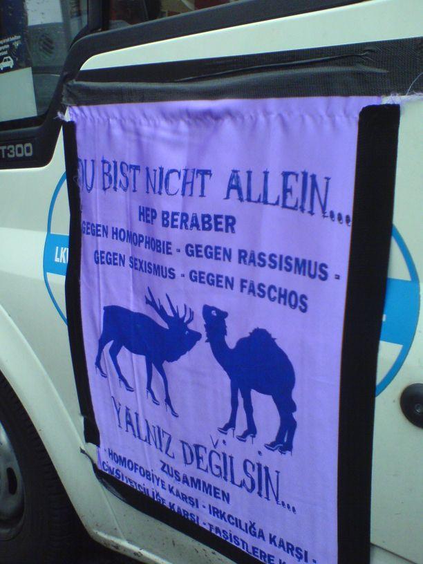 transgenialer CSD Berlin - Ibne Kreuzberg