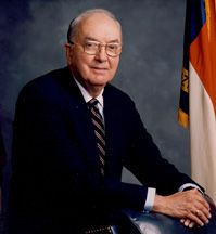 Jesse Helms (Foto: United States Senate)