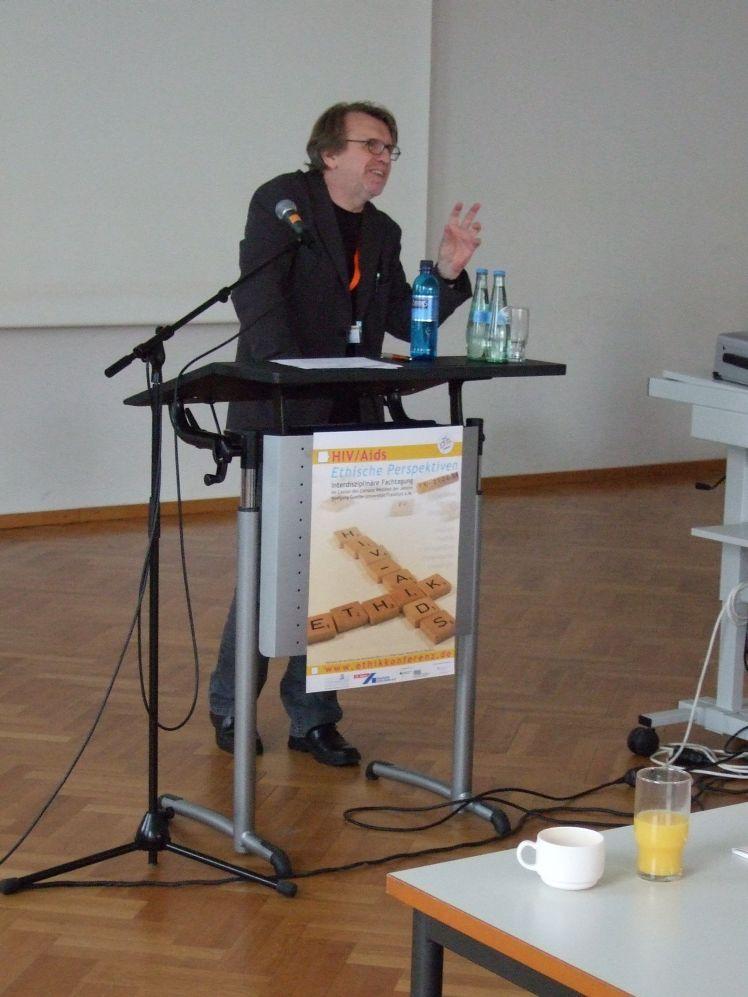 Aids Archaik - Vortrag Prof. Dr. Peter Strasser