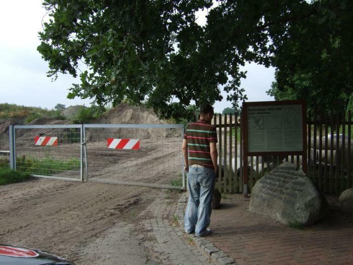 ehem. Konzentrationslager Börgermoor, Zustand 2008