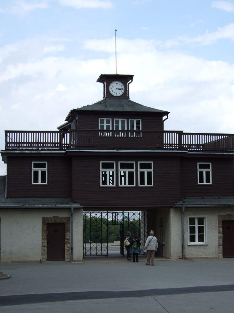 11. April 1945, 15:16 - Befreiung des KZ Buchenwald