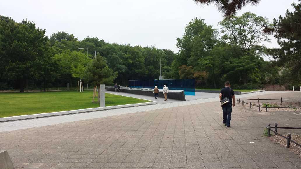 Euthanasiemordaktion T4 - Gedenk- und Informationsort für die Opfer der nationalsozialistischen 'Euthanasie'-Morde, Juni 2015