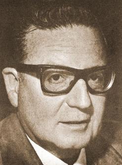Salvador Allende, 1970 bis 1973 Präsident Chiles (Foto: Biblioteca del Congreso Nacional de Chile)