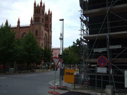 Werderscher Markt September 2008
