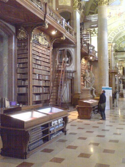 Prunksal der Österreichischen Nationalbibliothek