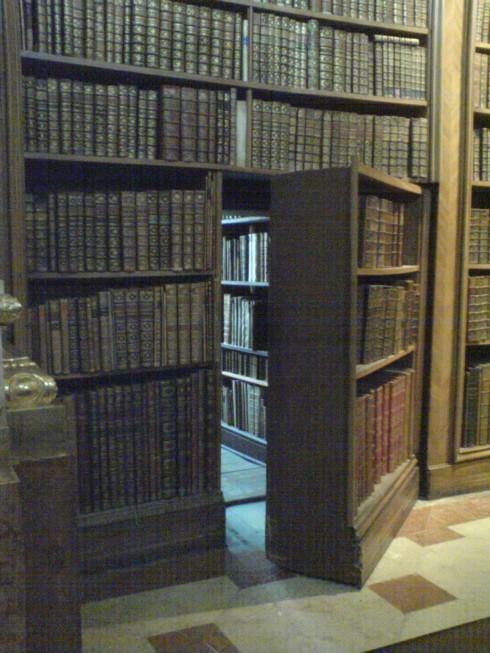 Prunk-Saal der Österreichischen Nationalbibliothek