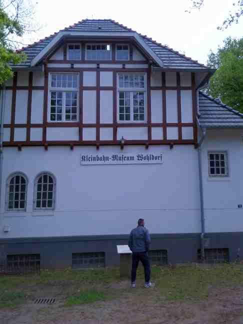 Kleinbahn Alt-Rahlstedt – Volksdorf – Wohldorf / Museum Wohldorf
