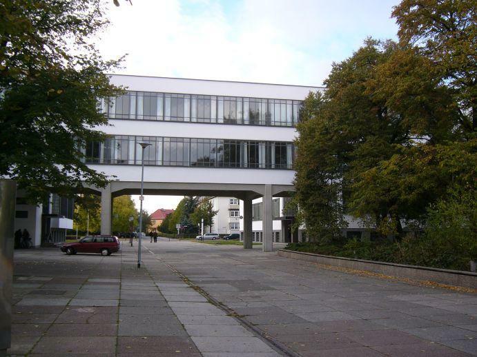 Dessau Akademiegebäude