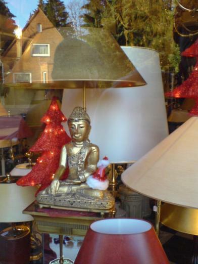 Buddha-Leuchte