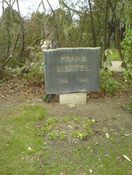 Grab Franz Werfel