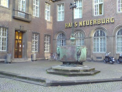 Nikolaus Gülich - Gülichplatz in Köln