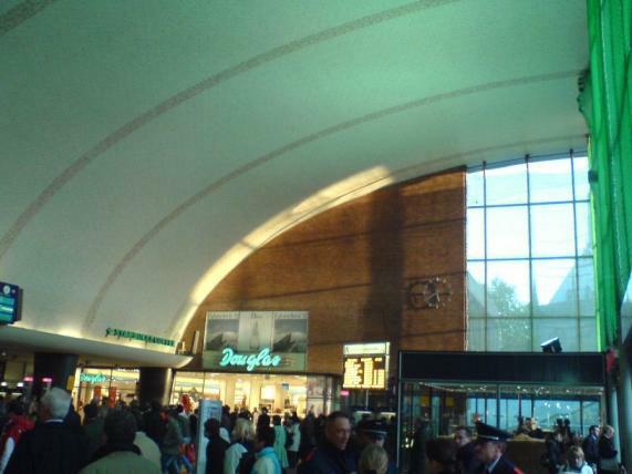 Köln Hauptbahnhof Vorhalle