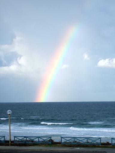 Lacanau Regenbogen