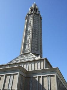 Turm der Kirche St. Joseph