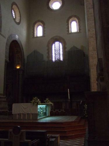 Messina Dom Orgel