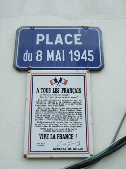 Place du 8 Mai 1945