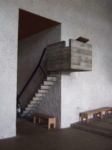 ronchamps notre dame du haut le corbusier 2mecs. Black Bedroom Furniture Sets. Home Design Ideas