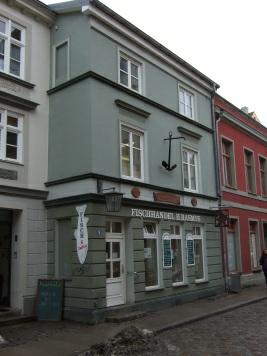 Stralsund Heilgeiststr. 10