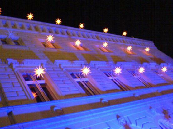 Weihnacht 2006, Berlin Unter den Linden