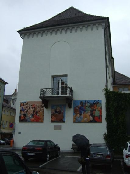 Konstanz, Friedrich Hecker