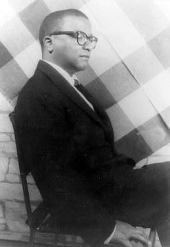 Billy Strayhorn am 14. August 1958 (Foto: Carl Van Vechten / wikimedia)