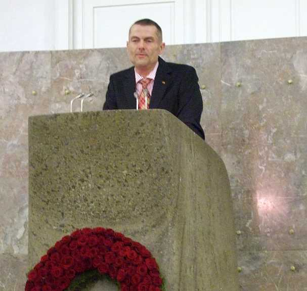 Ulrich Würdemann Paulskirchenrede 2010 zur Interessenvertretung HIV-Positiver