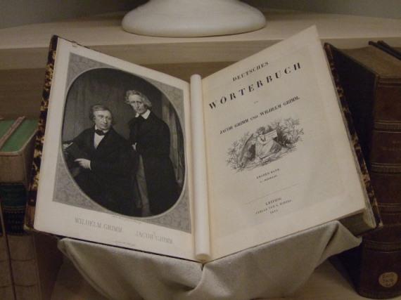 Jacob und Wilhelm Grimm: Deutsches Wörterbuch