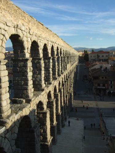 Segovia Aquädukt