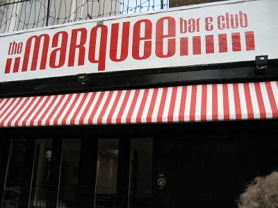 Der Marquee Club 2007 (Foto: wikimedia commons / Eastmain)