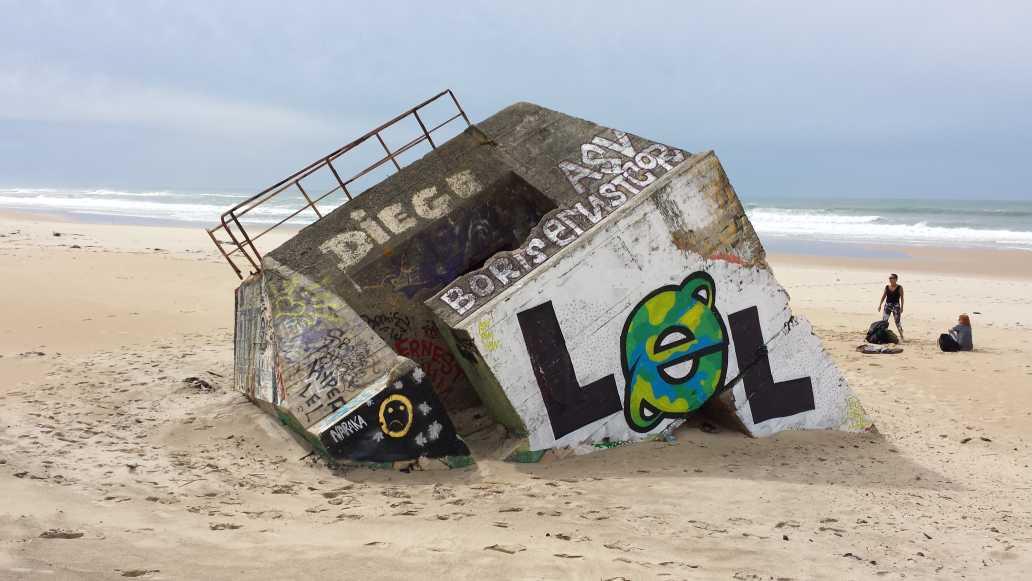 Lacanau Océan Bunker 2015