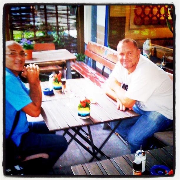 Vincent & Thierry