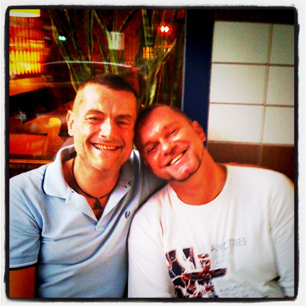 Vincent & Ulli, Raststätte Gnadenbrot 29.9.2011