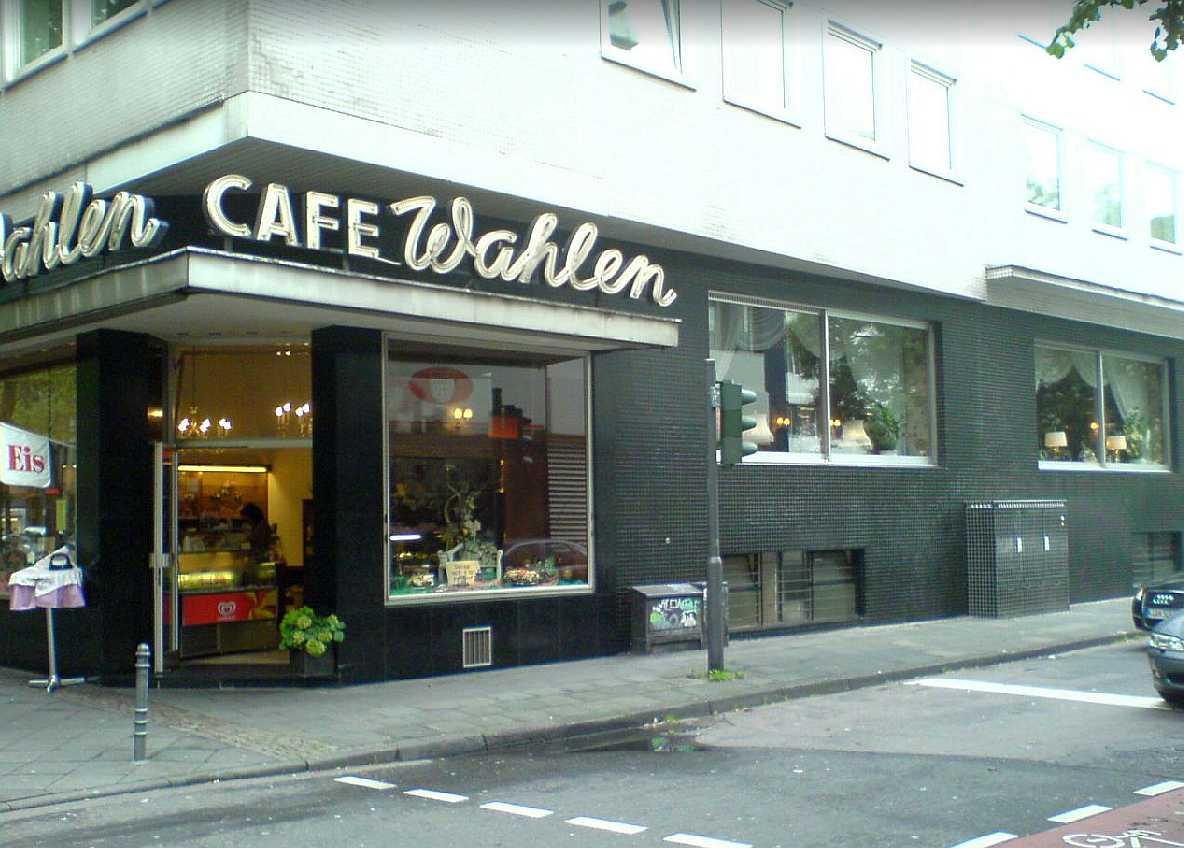 Cafe Wahlen 2007