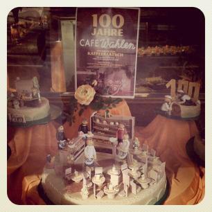 Café Wahlen wird 100