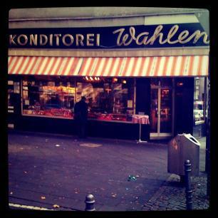 Café Wahlen am 22.10.2011